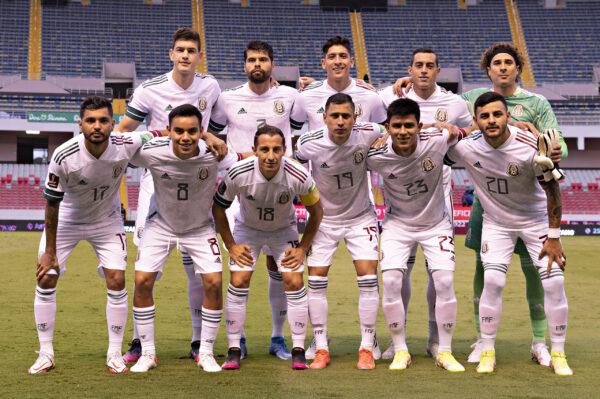 Apenas o México está com 100% de aproveitamento nas eliminatórias da Concacaf