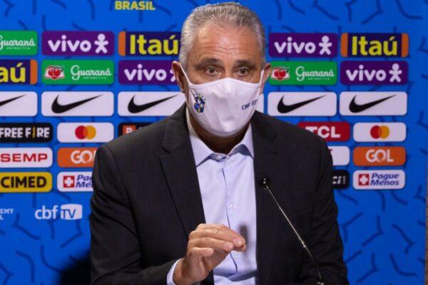Confira a convocação do Brasil para as três partidas das eliminatórias em outubro